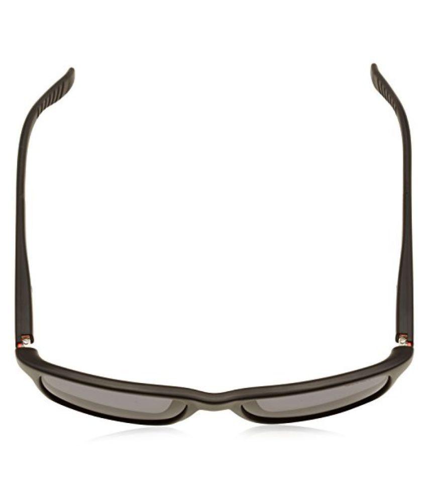 c945070f27f ... Carrera 8002 S Sunglasses CA8002S-0DL5-TD-5418 - Matte Black Frame Gray
