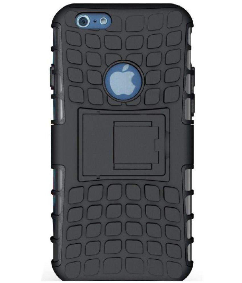 Apple iPhone 6S Defender Series Covers MV - Black