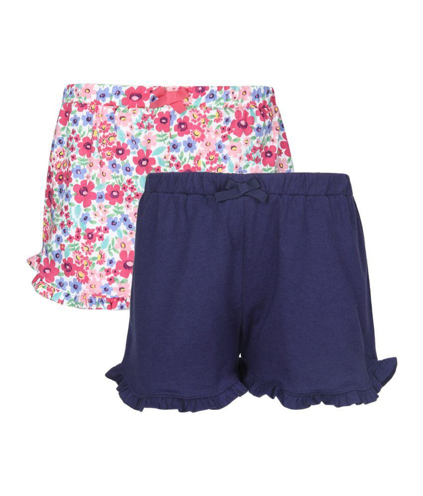 Mothercare Girls Multi Shorts