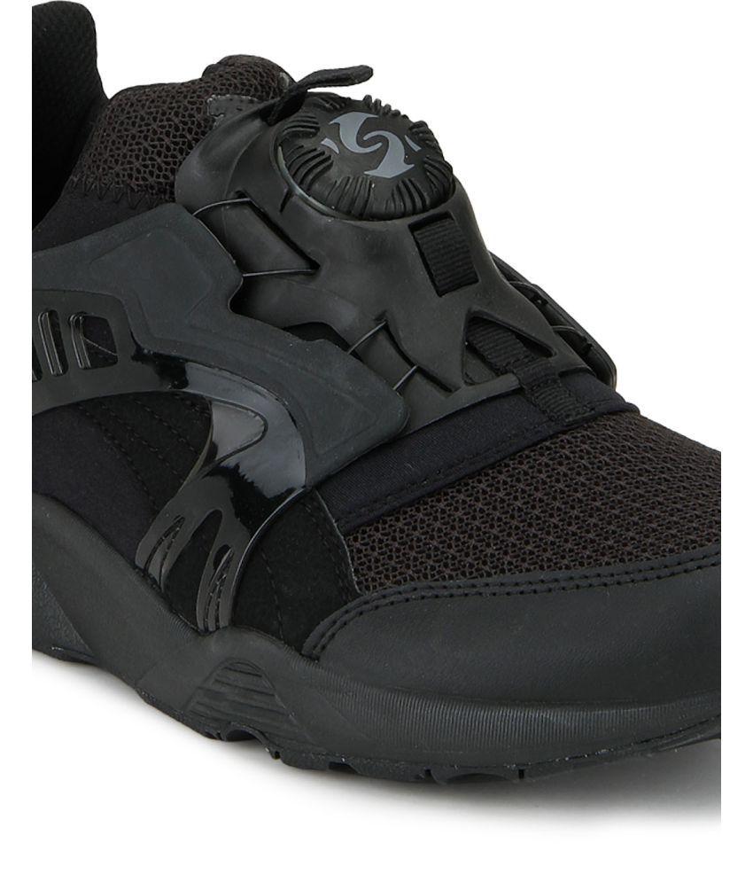 Puma Disc Blaze CT Black Casual Shoes - Buy Puma Disc Blaze CT Black ... 9e51cb048