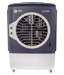 Orient Airtek At602Pm Air Cooler White-Grey With Remote