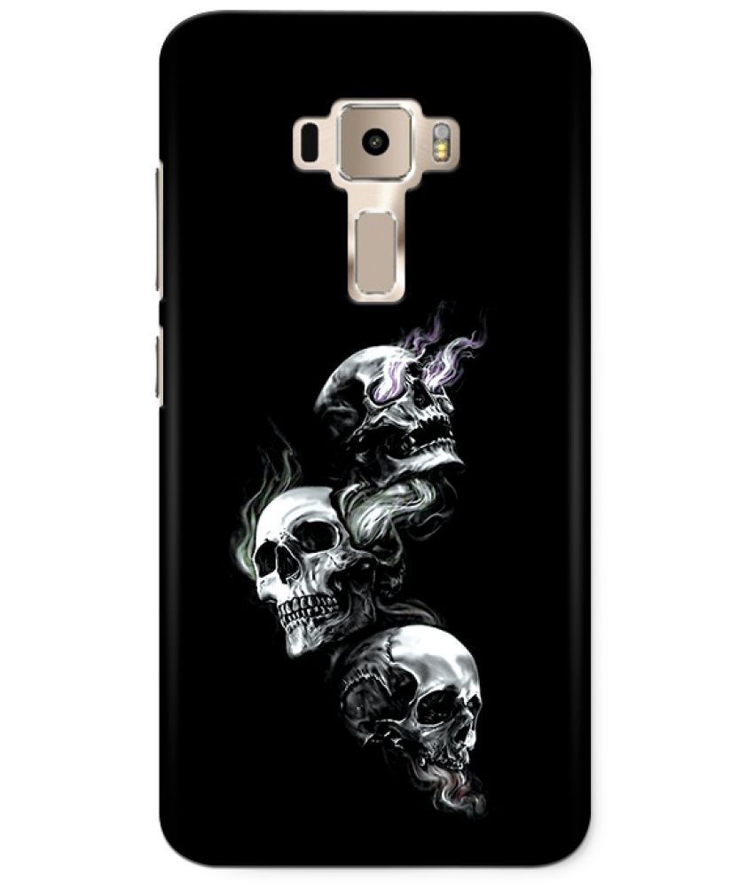 Asus Zenfone 3 Laser ZC551KL Printed Cover By CRAZYINK