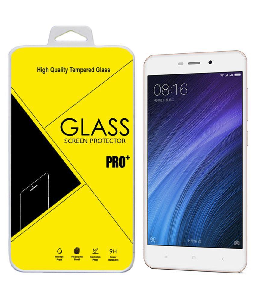 Xiaomi Redmi 4A Tempered Glass Screen Guard By Hupshy