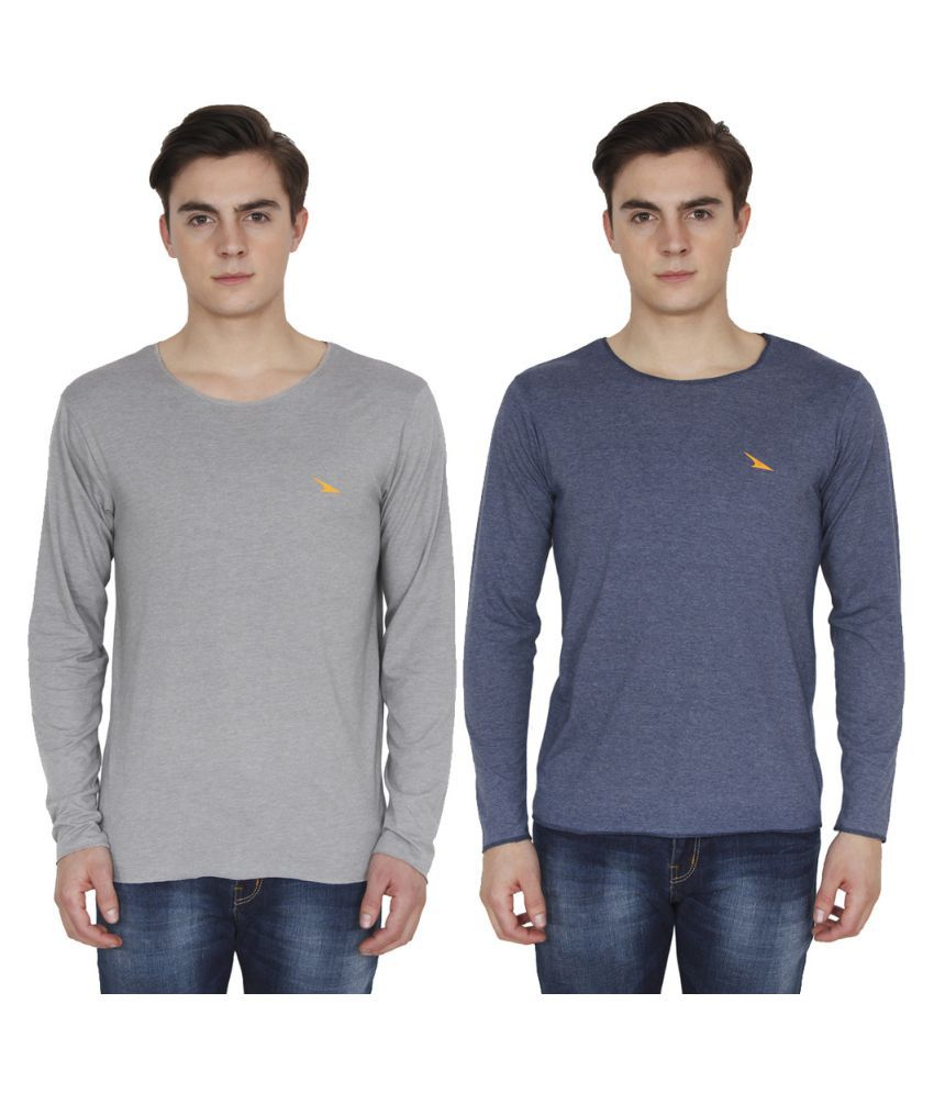 Pro Lapes Multi Round T-Shirt Pack of 2