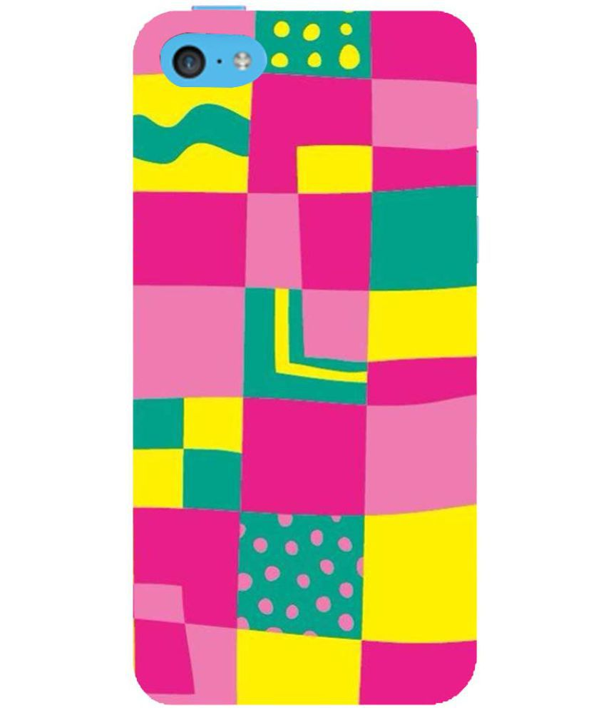 Apple iPhone 5C Printed Cover By PrintVisa