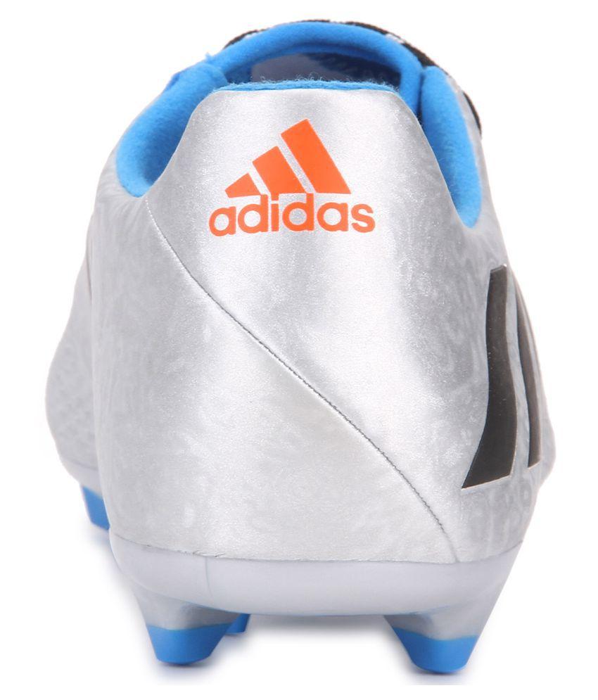 74dc2212a7d7 Adidas Messi 16.3 FG White Football Shoes - Buy Adidas Messi 16.3 FG ...