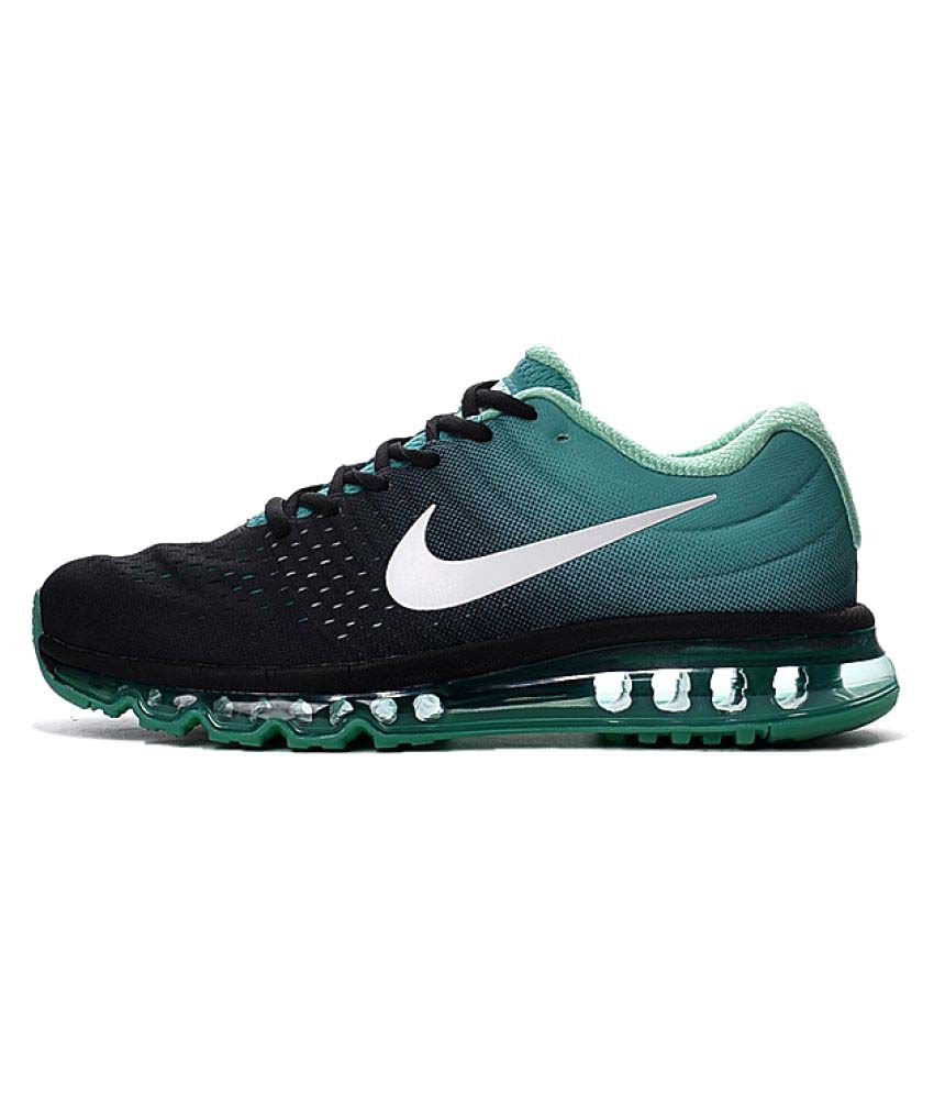 83662b2f4aa8 Nike Airmax 201 Green Running Shoes - Buy Nike Airmax 201 Green Running  Shoes Online at Best Prices in India on Snapdeal