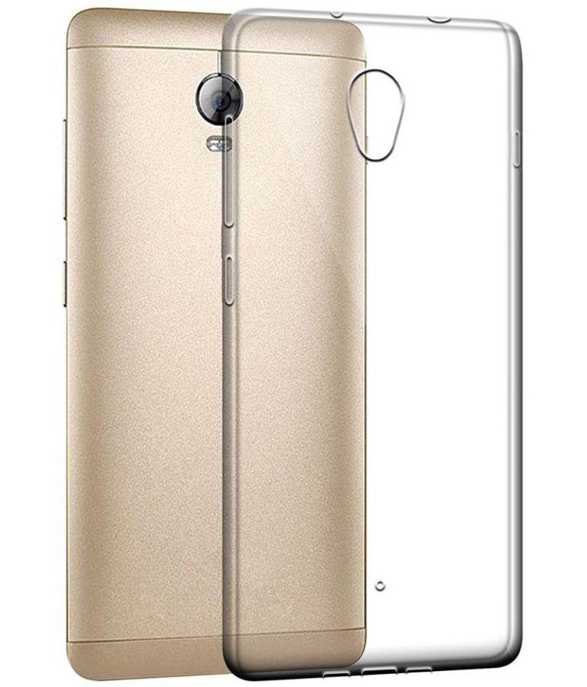 pretty nice 3985f 9a4f8 Lenovo P2 Plain Cases feomy - Transparent