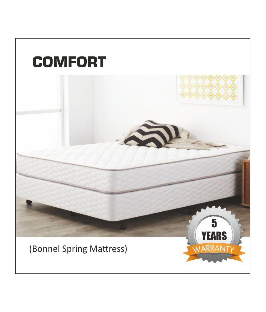 sleep innovation 5 inches comfort spring mattress buy sleep