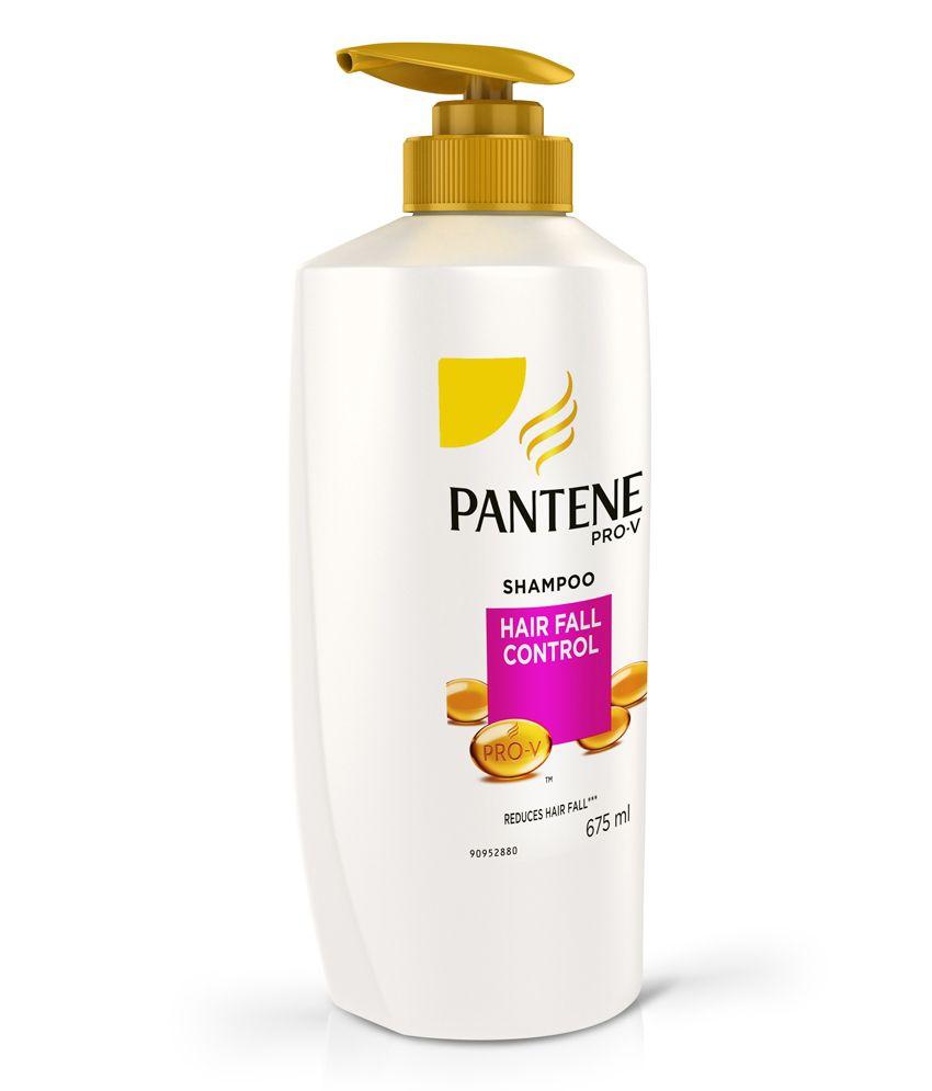 Pantene Hair Fall Control Hair Shampoo | 675 ml: Buy ...