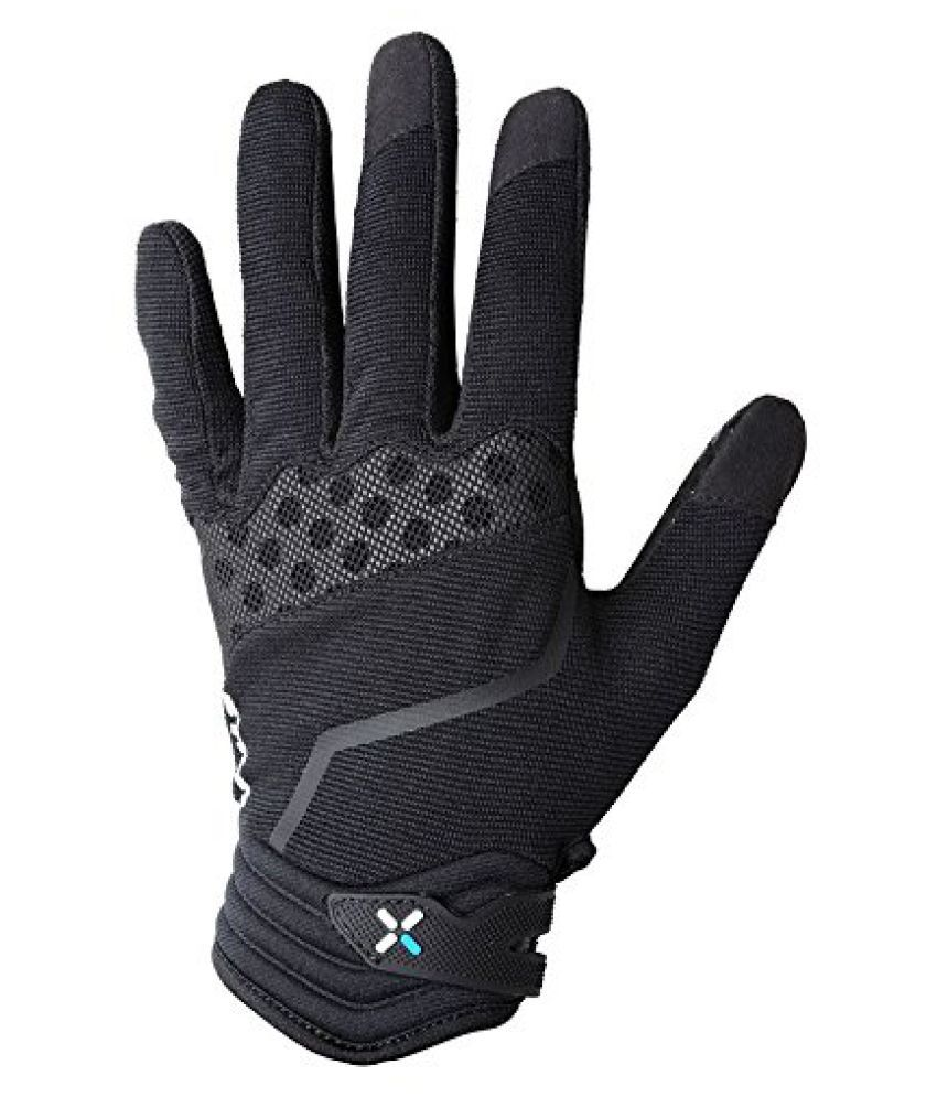 Btwin MTB GLOVES 700 BLACK | GLOVES M