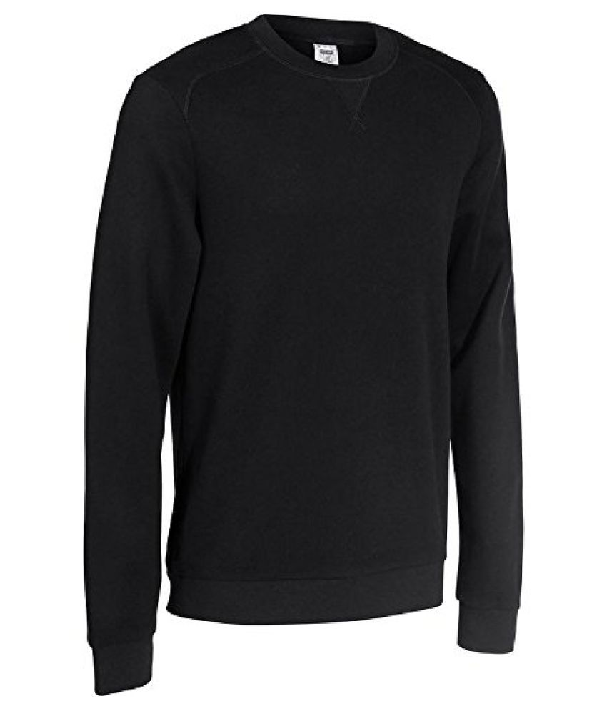 DOMYOS CREW-NECK FITNESS SWEATSHIRT