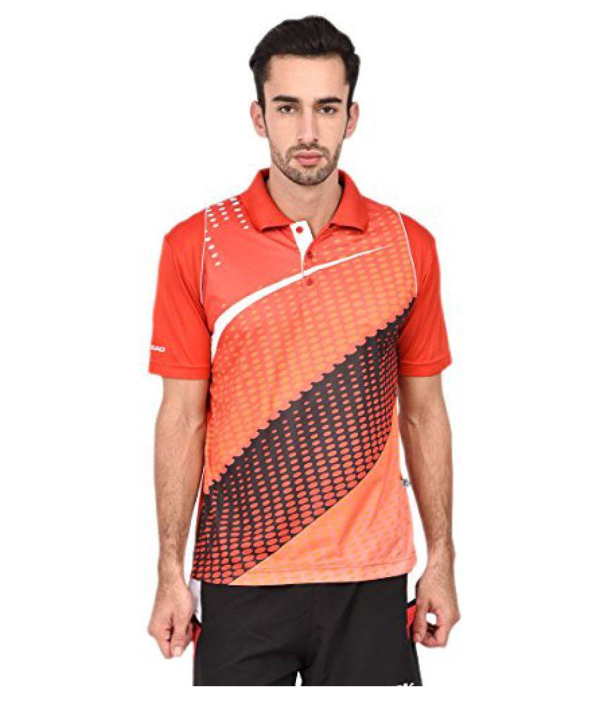 Head HCD-233 Polo T Shirt Size - M