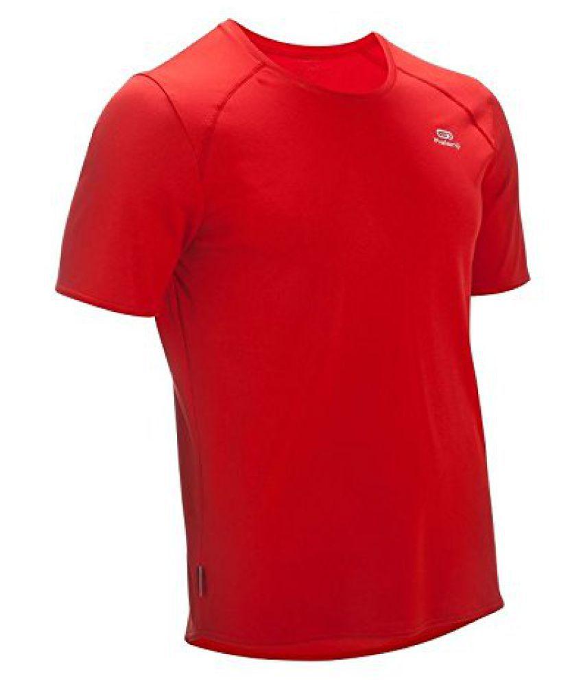 Kalenji Ekiden Tshirt Red - Size XL