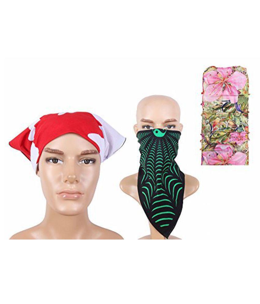 Multiuse Headwrap Combo Bandana