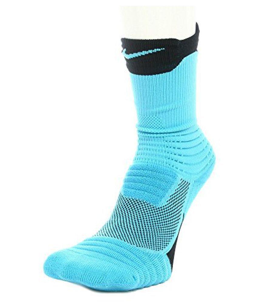 Nike Elite Versatility Unisex Basketball Socks Size L