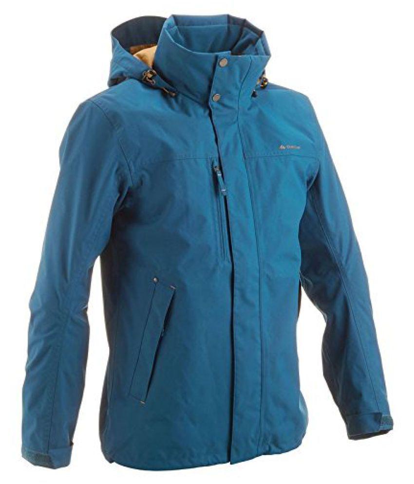 Quechua 300 Mens Blue - Size XL