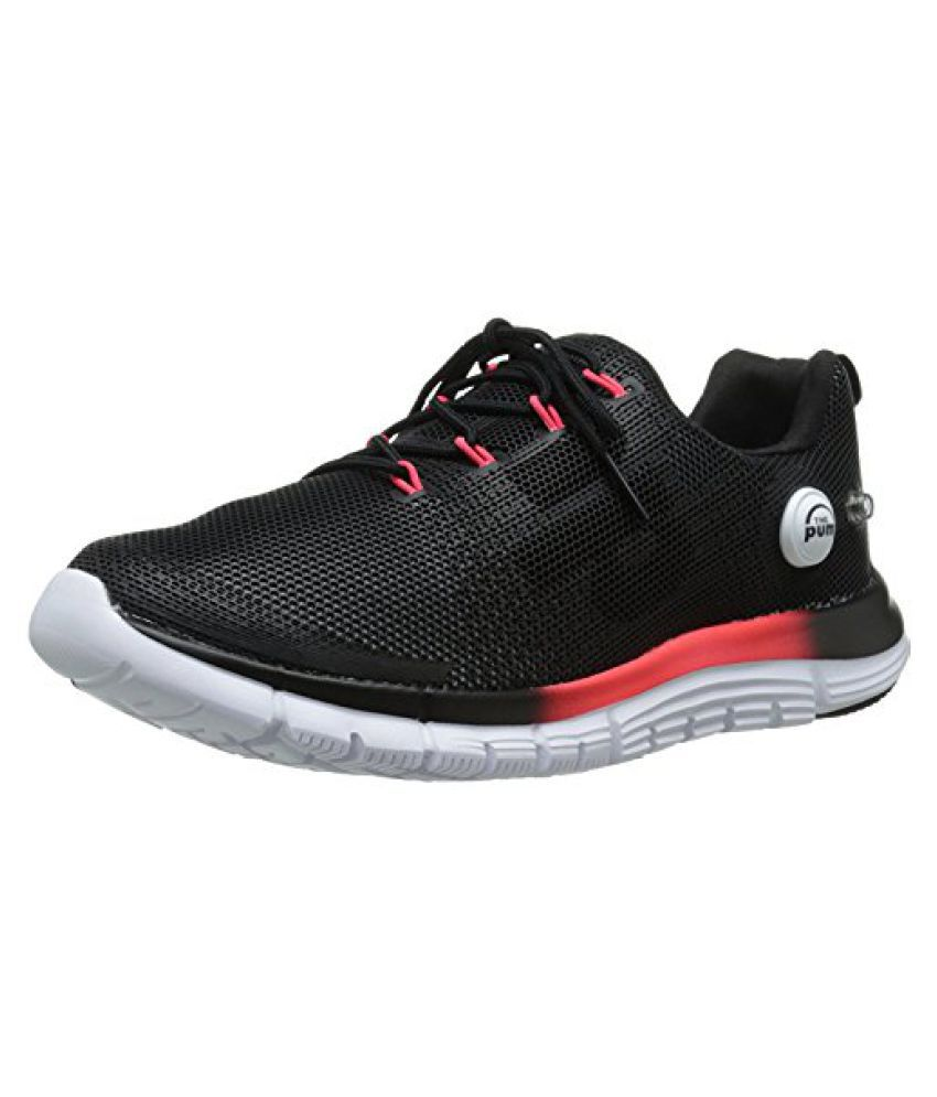 Reebok Women's Z Pump Fusion Polyurethane Running Shoe