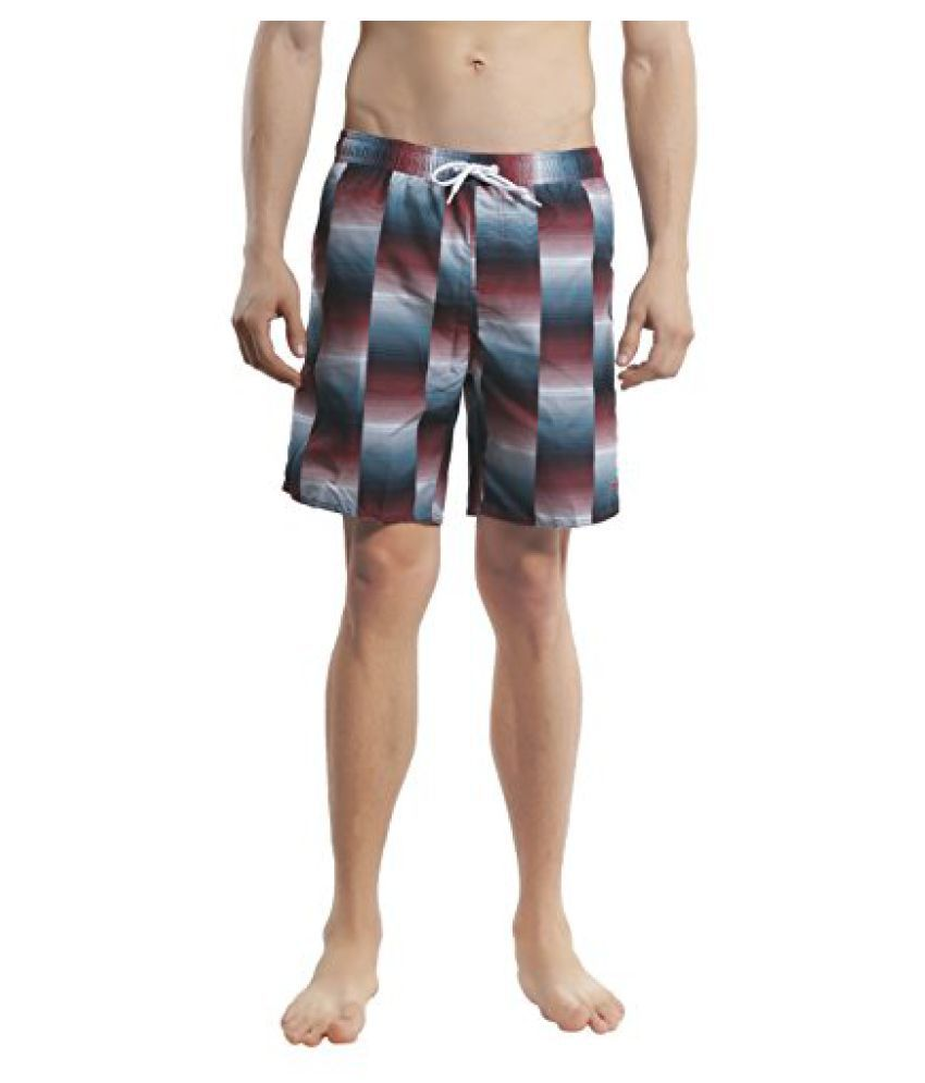 Speedo Men's Polyester Shorts