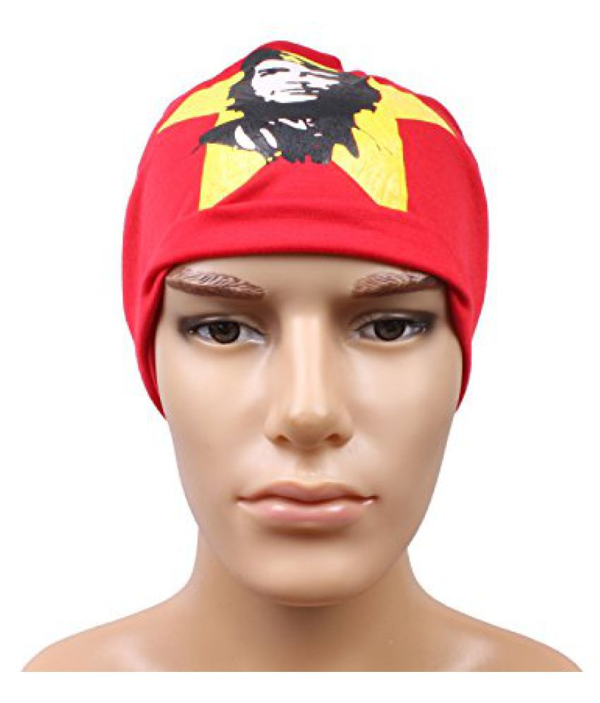 Sushito Fashionable Red Beanies Cap