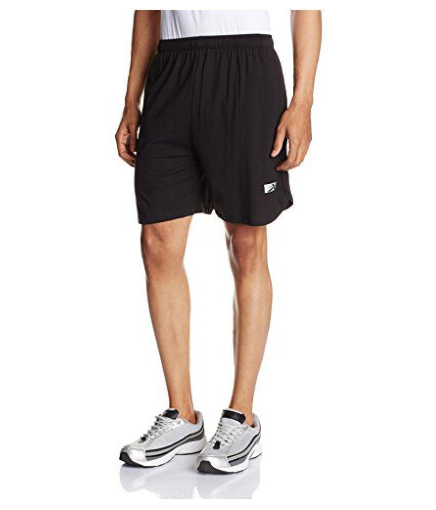 Vector X VS 2000A Active Wear Shorts, Mens (Black)