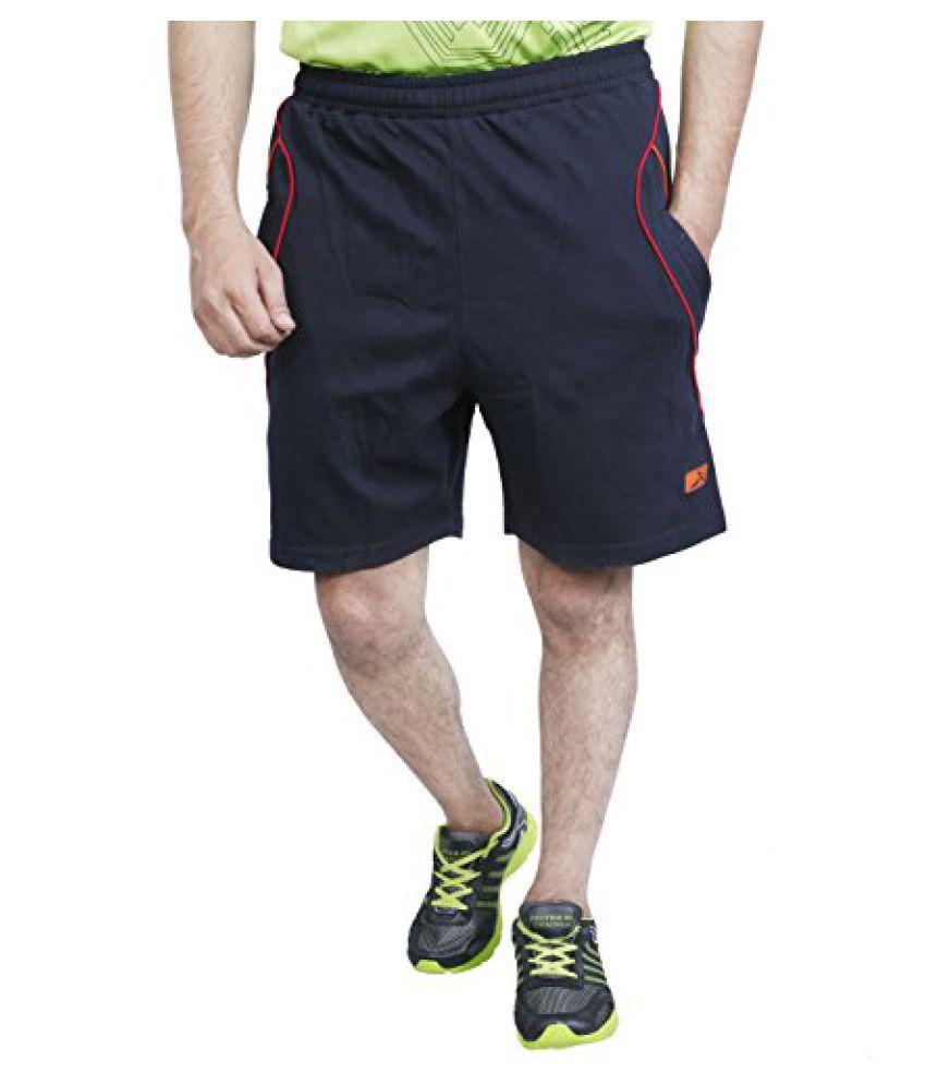 Vector X VS-2500-A Men's Shorts (NAVY-BLUE)
