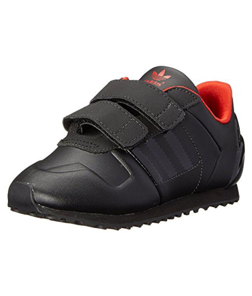 adidas Originals ZX 700 Darth Vader CF I Running Sneaker (Toddler)