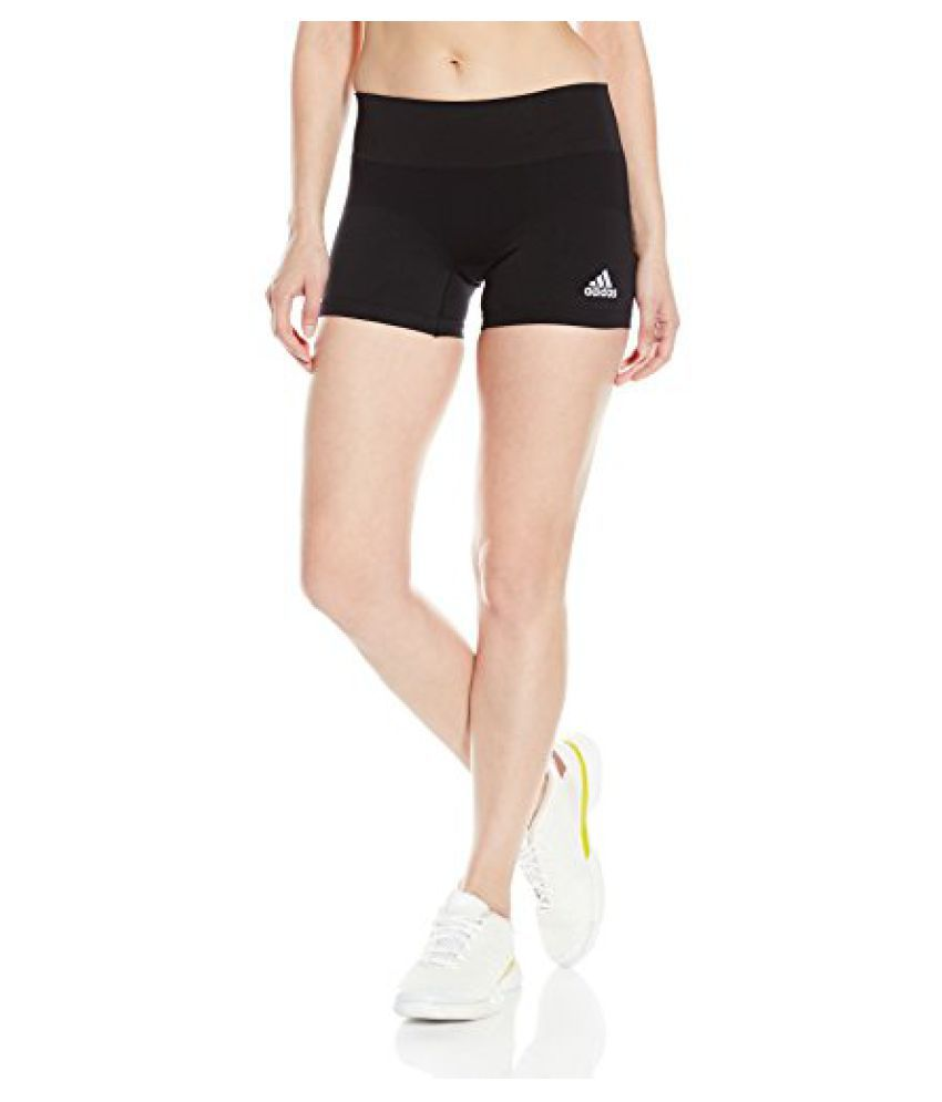 adidas Womens Volleyball Primeknit Seamless 3 inch short
