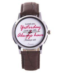 A&a Excel Wrist Watch