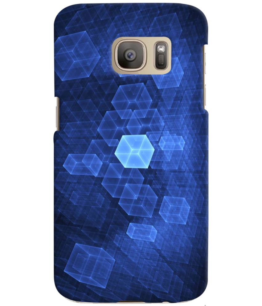 Samsung Galaxy S7 Printed Cover By Stubborne