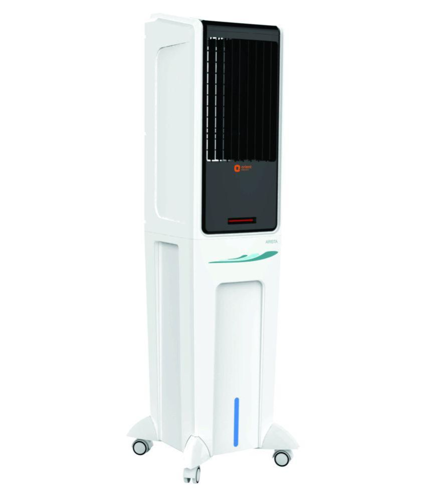 Orient Arista Ct5402H RoomAir Cooler White With Remote