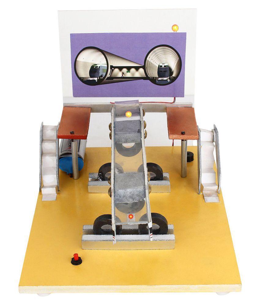 Techny Birds Science Educational Toys Maglev Train Project Kit - Buy