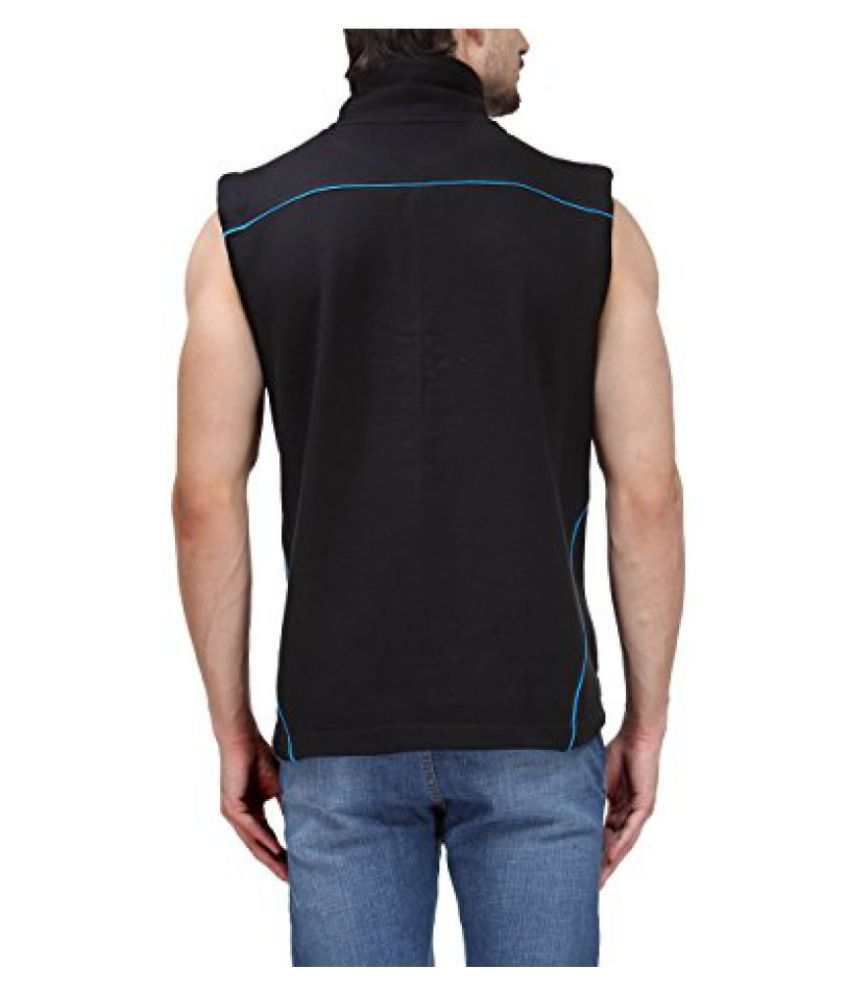 MILWAUKEE PERFORMANCE Mens Denim Sleeveless Shirt
