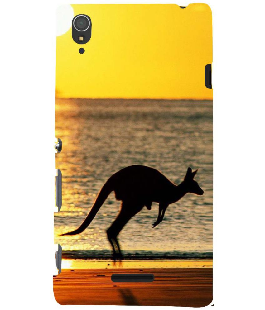 Sony Xperia T3 Printed Cover By PrintVisa