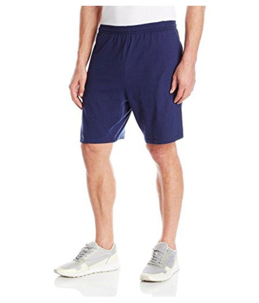 Romano Mens Blue Beachwear & Rain, Snow Resistant Shorts