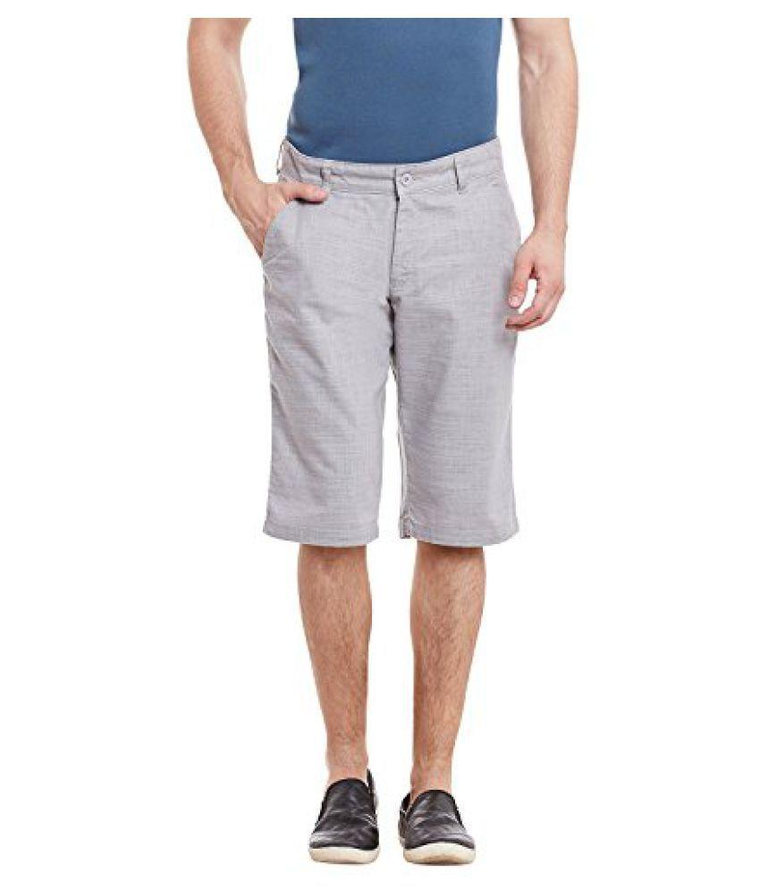 Canary London Men's New Look Linen Shorts