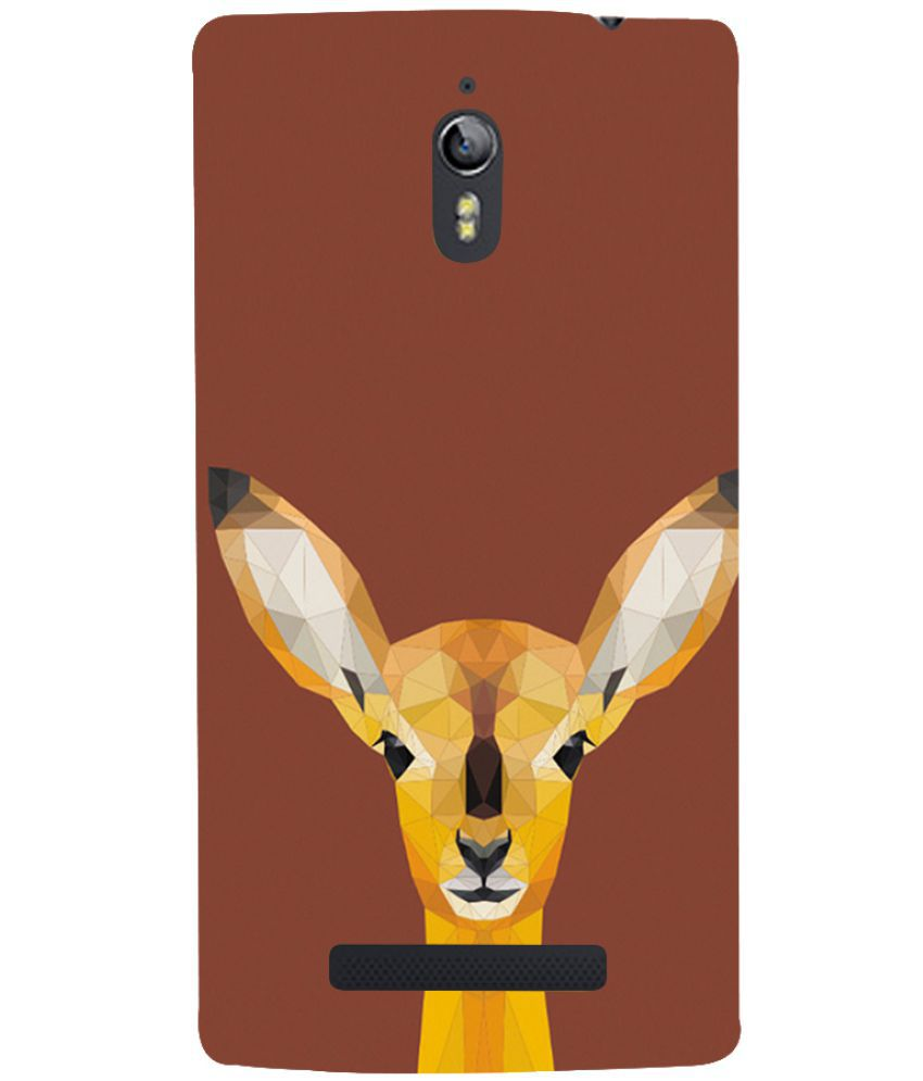 Oppo Find 7 Printed Cover By PrintVisa