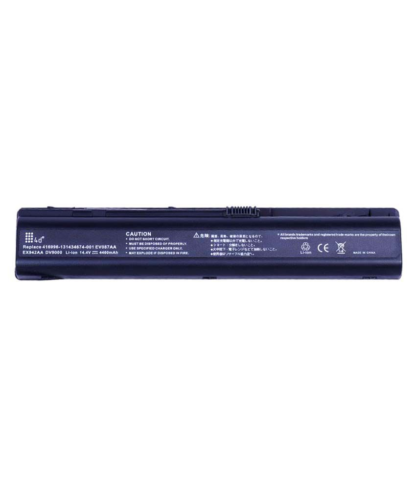 4d Impex Laptop battery Compatible For HP 4d-HP-HSTNN-IB34-6CLB