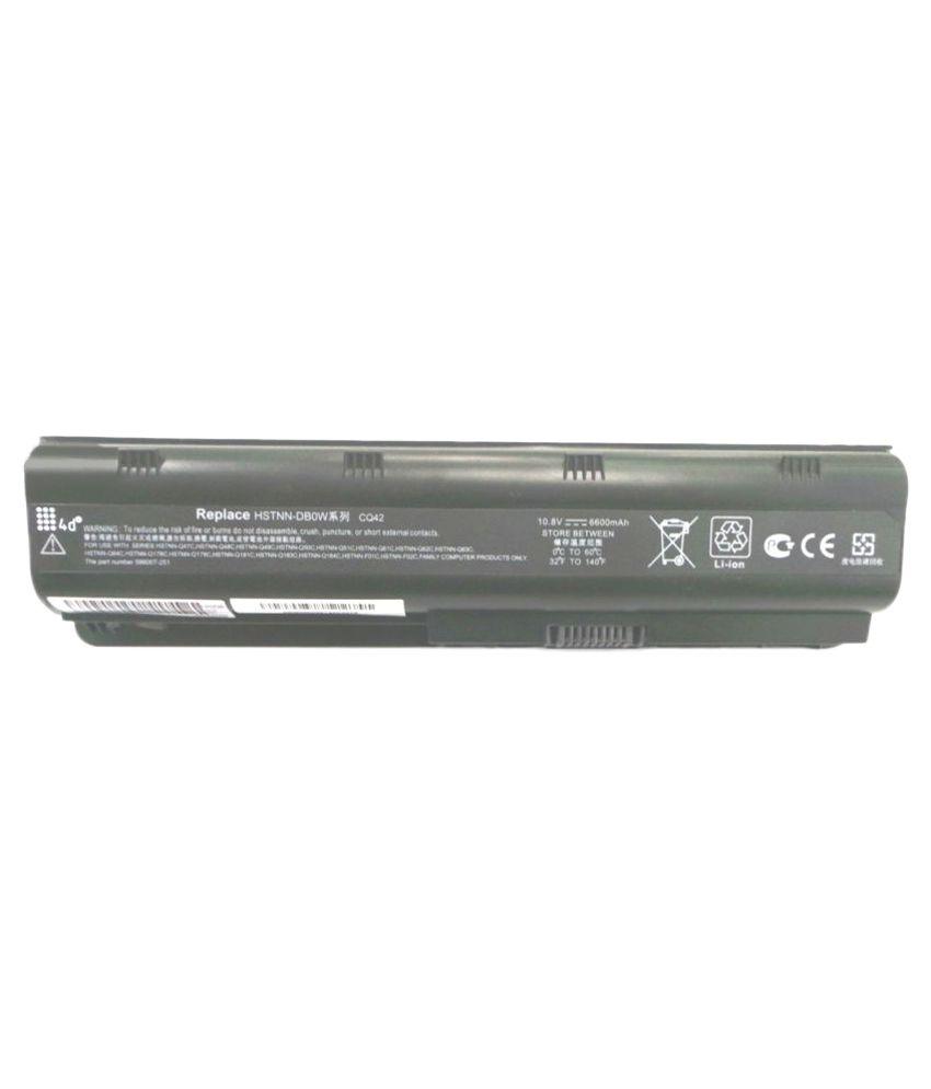 4d Impex Laptop battery Compatible For HP 4d-HP-ENVY-G6-9CLB