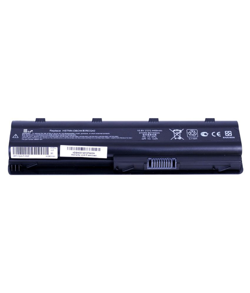 4d Impex Laptop battery Compatible For HP 4d-HP-PRES-CQ42-139TU-6CLB