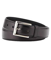 Angela Black Leather Combo Belts