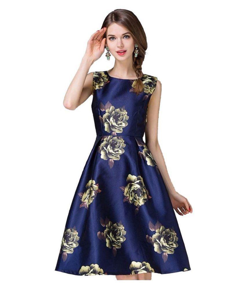 Fancy Salwar Suit Hub Satin Dresses