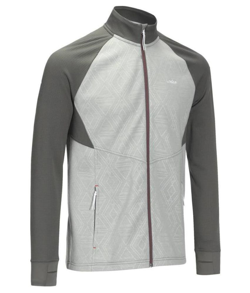 WEDZE Men's Wool-blend Warm Jacket