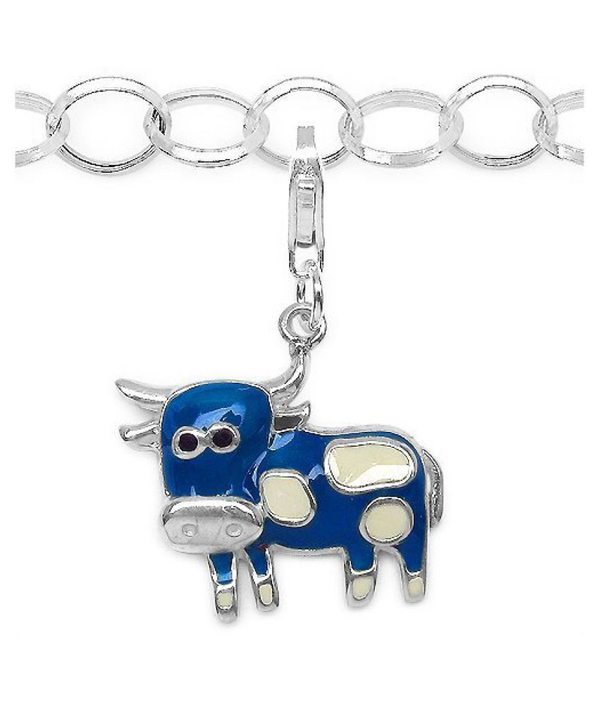 Charming Silver Bracelet Charms