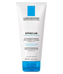 Effaclar Purifying Foamimg Gel For Oily Sensitive Skin Face Wash 200 Ml