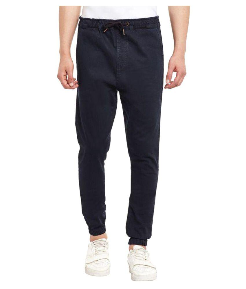 Hypernation Dark Blue Slim Jeans