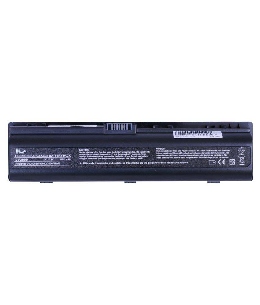 4D Impex Laptop battery Compatible For HP PVLN-DV2209TX-6CLB