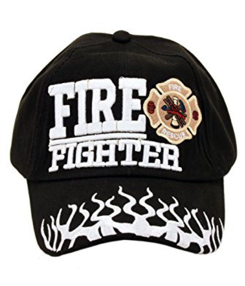 Tiekart Black Cap-Attitude-Fire