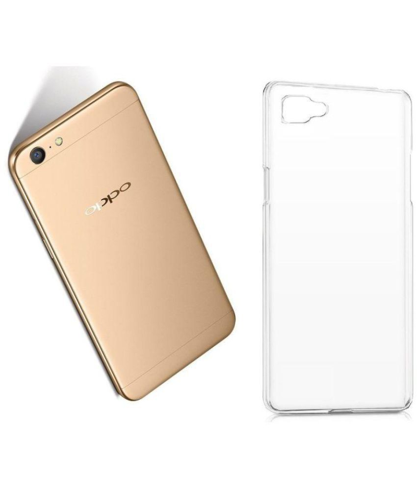 Oppo A57 Soft Silicon Cases Yora - Transparent