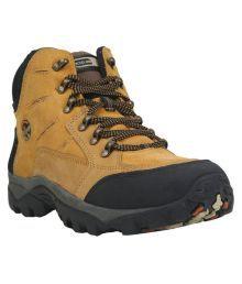 Woodland Tan Casual Boot